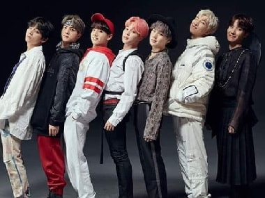 K-pop group BTS collaborates with Swedish singer Zara Larsson on a 'A Brand New Day'