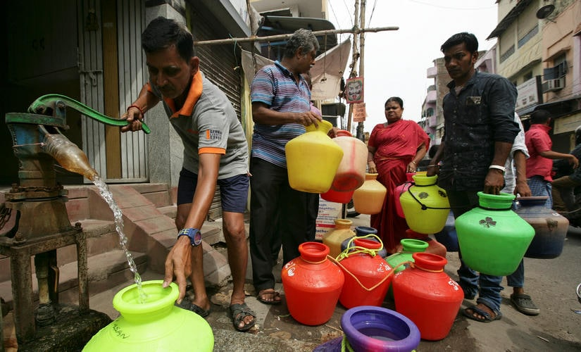 Tamil Nadu water crisis: EPS accepts Keralas help, but asks for 20 lakh litres per day instead of one-time help