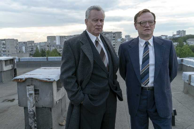 Russian Federation  is making its own 'Chernobyl' that will blame the Central Intelligence Agency