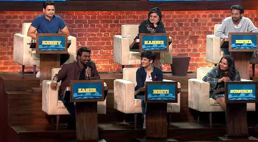 Comicstaan season 2 trailer: Abish Mathew, Urooj Ashfaq host upcoming instalment of stand-up comedy contest series