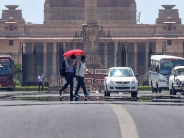 At 48 degrees Celsius, Delhis temperature reaches all-time high; IMD says mercury level may fall on Tuesday despite heat wave