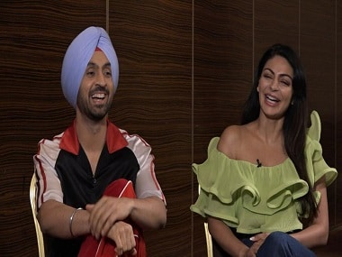 Diljit Dosanjh And Neeru Bajwa Talk About Their Movie Shadaa