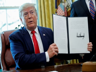 Donald Trump threatens Iran with obliteration, after Tehran calls White House sanctions mentally retarded