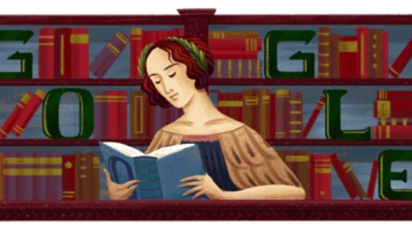 Google Doodle celebrates theologian Elena Cornaro Piscopia, the first woman to earn a doctorate