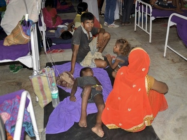 Encephalitis fever in Bihar: Toll rises to 136 with 117 deaths reported from Muzaffarpur alone; 626 cases registered across state