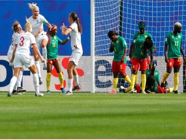FIFA Womens World Cup 2019: England captain Steph Houghton not bothered by controversial win over Cameroon