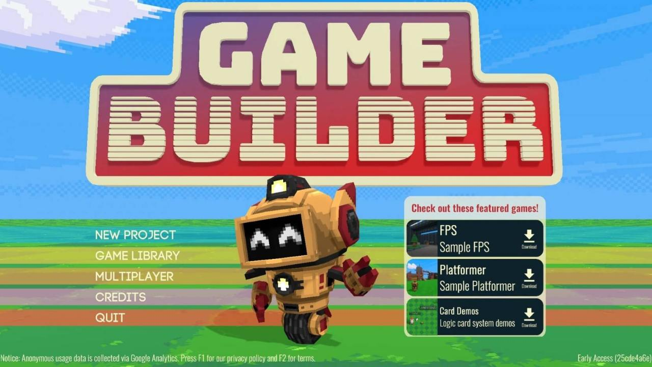 Google's 'Game Builder' is a free video game where anyone can build 3D games