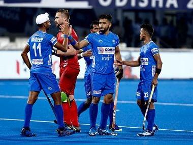 FIH Series Finals 2019: Harmanpreet Singh, Akashdeep Singh score brace as India thump Russia 10-0 in opening contest
