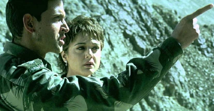 Lakshya completes 15 years: How Indian Army played a catalyst in the love story of Hrithik and Preitys characters