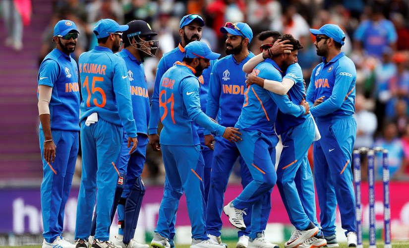India Vs Australia Icc Cricket World Cup 2019 Virat Kohli