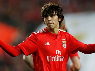 Portuguese club Benfica confirm 126 million euro offer for Joao Felix from Atletico Madrid