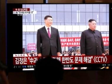 Kim Jong-un meets XI Jinping in Pyongyang, says North Korea awaiting US response on stalled nuclear talks