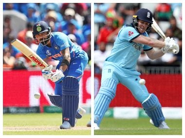 Highlights, India vs England, ICC Cricket World Cup 2019 Match, Full Cricket Score: England win by 31 runs, end India's unbeaten run