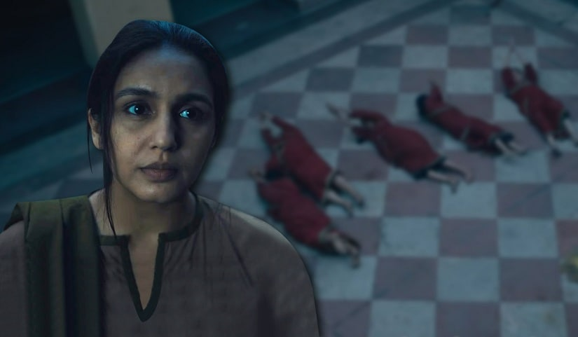 Leila is very close to my heart because it tells a story of empowerment, says Huma Qureshi