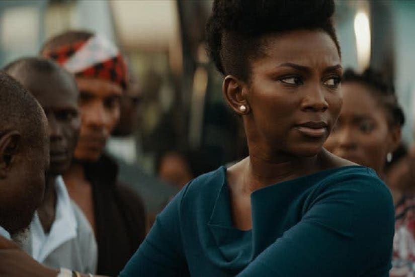 'It's an eye-opener for Nollywood' - NOSC speaks on 'Lionheart' Oscar disqualification