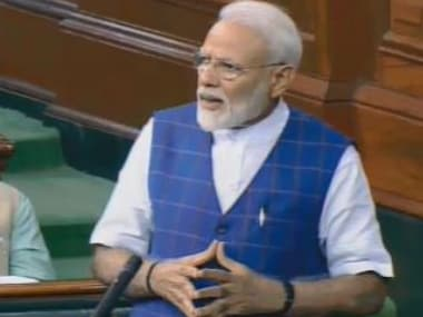 Parliament updates: 'It's not Emergency, we have laws,' says Modi on Congress MP's jibe over charges against Sonia, Rahul