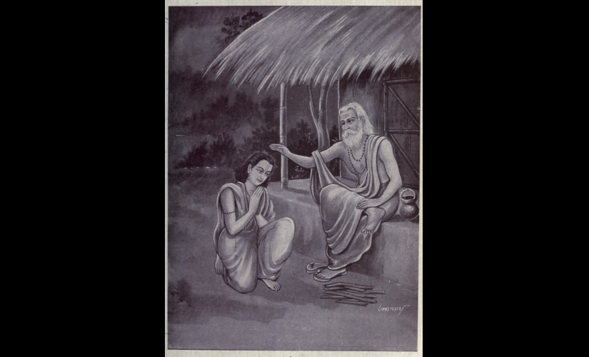 Mythology for the Millennial: On Devyani, a sages daughter, and Kacha, an undying man who would not commit