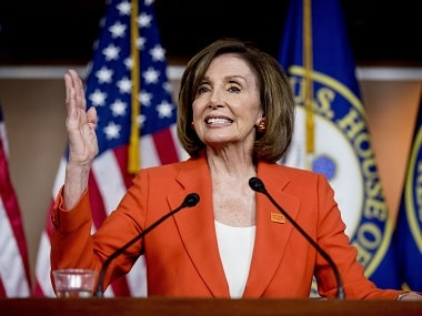 US House Speaker Nancy Pelosi warns Democrats to keep disagreements private, urges them to ditch Twitter