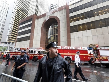 Pilot dies after helicopter crashes on roof of New York skyscraper, authorities investigating mystery behind 'erratic' flight
