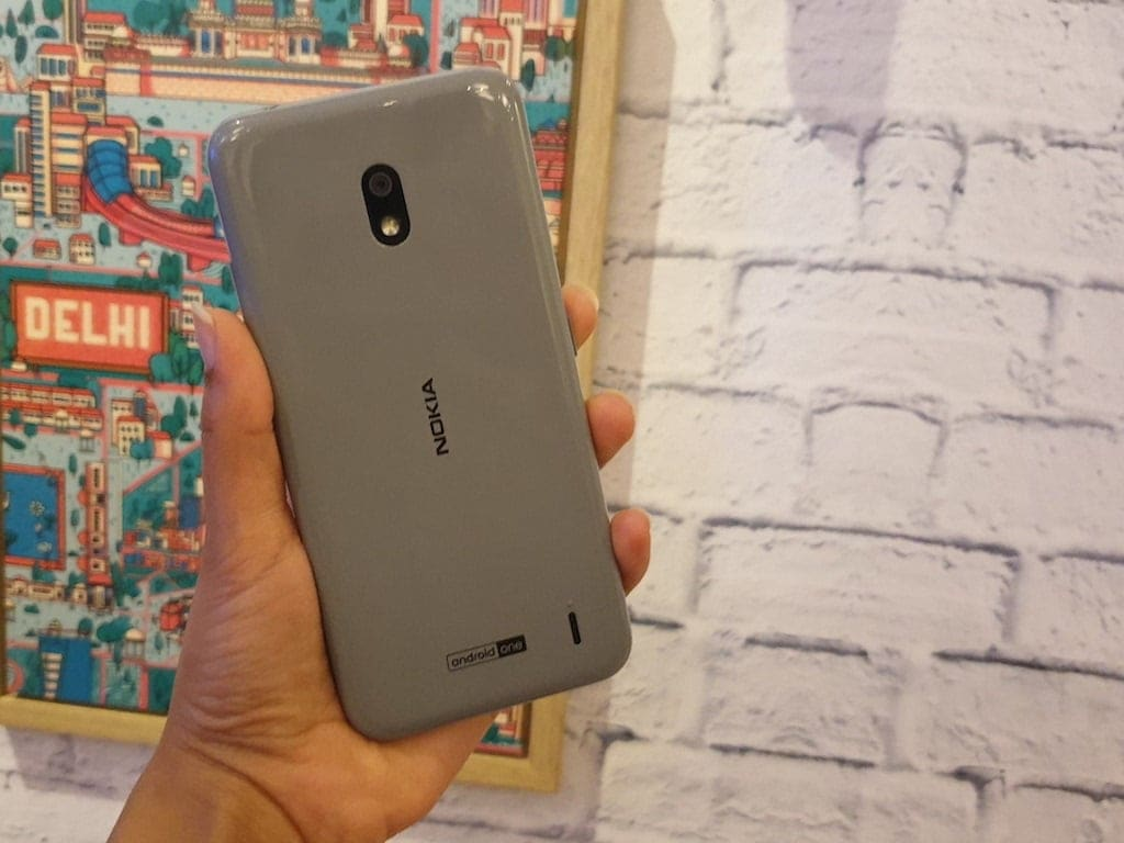 Nokia 2.2 first impressions: Android One certification is the only thing going for this