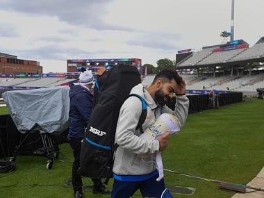 India vs Pakistan Match, Weather Update in Manchester Today: Intermittent showers expected to disrupt marquee contest