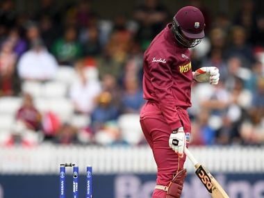 ICC Cricket World Cup 2019: Oshane Thomas survives hit wicket scare against Bangladesh on technicality