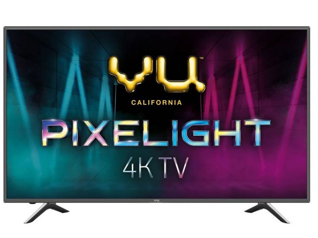 Vu Pixelight 55-QDV 4K LED TV Review: An unusual alternative for Android TV
