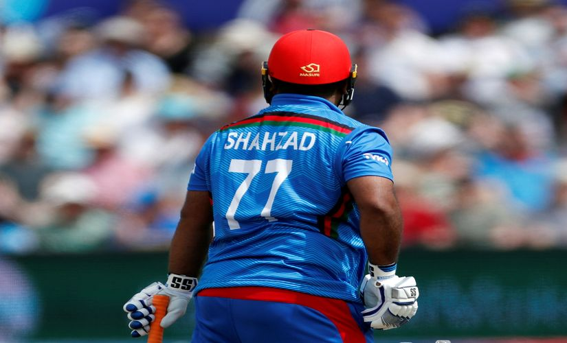 Mohammad Shahzad said news of him being ruled out of the World Cup came as a surprise. (Reuters)