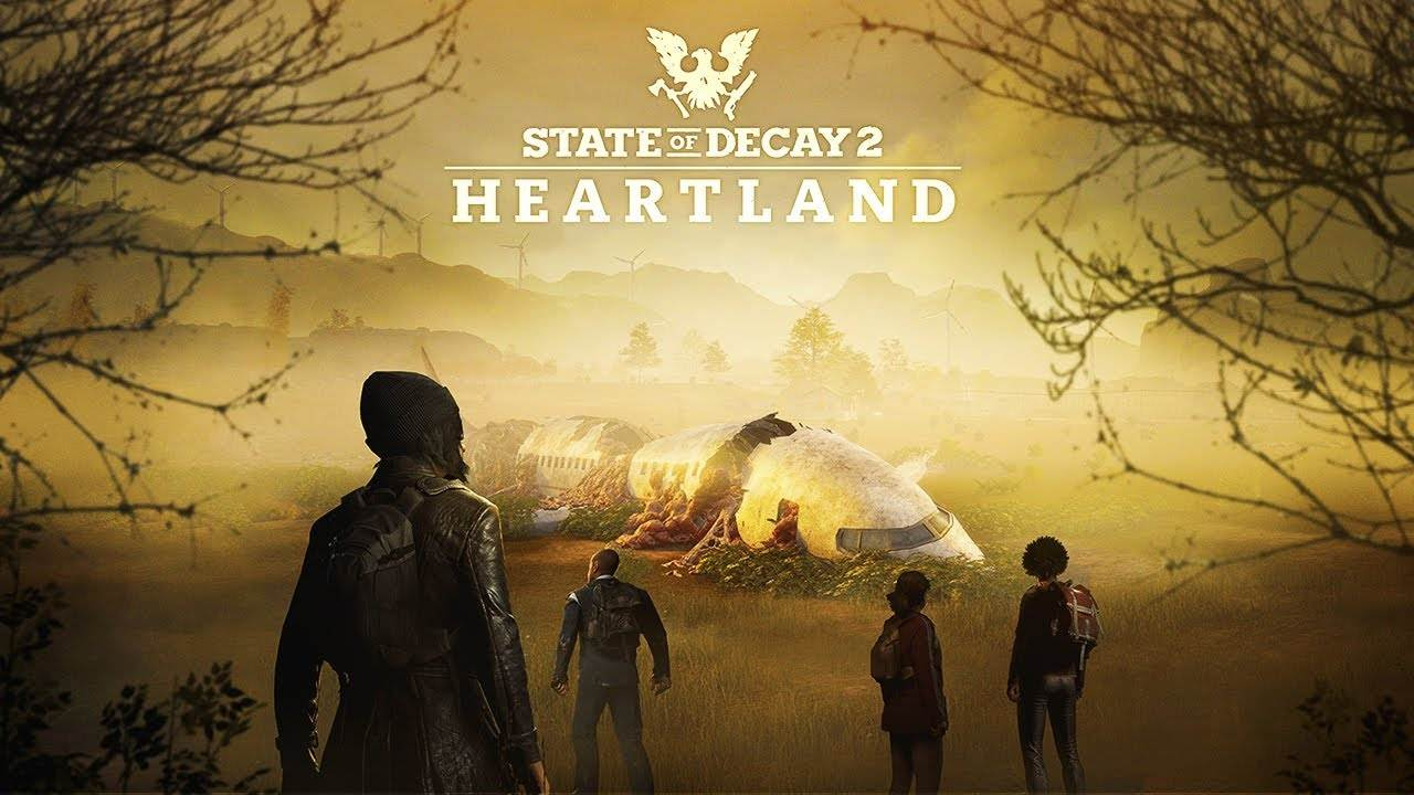 Microsoft has unveiled a new State of Decay 2 expansion named Heartland