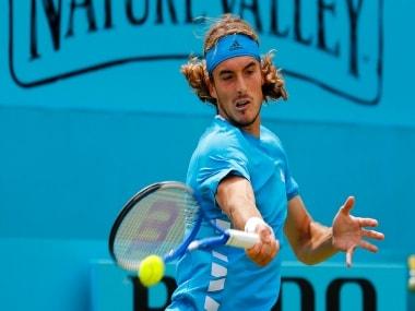 Wimbledon 2019: Stefanos Tsitsipas understanding grasscourt game in bid to challenge 'Big Three' at SW19