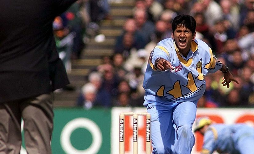 India vs Pakistan, ICC Cricket World Cup 2019: Venkatesh Prasads five-for at Old Trafford to Wahab Riazs fiery spell in Mohali, top 10 bowling spells