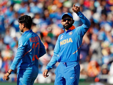 India vs West Indies, ICC Cricket World Cup 2019: Despite emphatic win, middle-order woes persist for Men in Blue