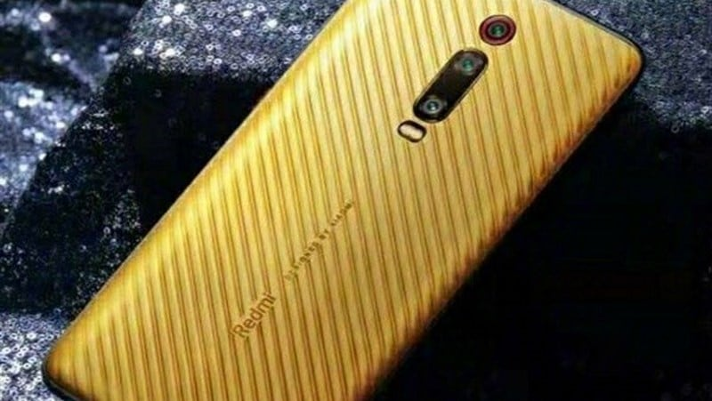 Redmi K20 Pro Gold Edition reportedly leaked in images, could cost upwards of Rs 4 lakhs