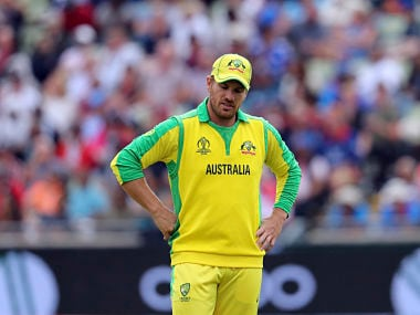 Australia vs England, ICC Cricket World Cup 2019: Aaron Finch proud of team's progress despite thumping semi-final loss