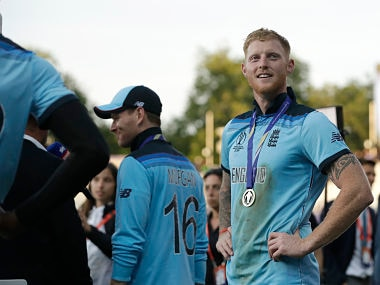 ICC Cricket World Cup 2019: England captain Eoin Morgan hails Ben Stokes for 'almost a superhuman' effort in final- Firstcricket News, Firstpost
