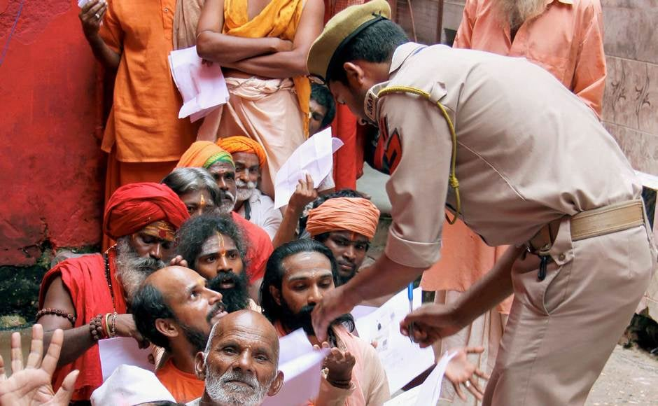 The first batch was flagged off from Jammu on Sunday. Jammu and Kashmir governor Satya Pal Malik participated in the 'Pratham pooja'. As many as 2.85 lakh pilgrims had paid obeisance at the cave last year, while the number of pilgrims was 3.52 lakh in 2015, 3,20 lakh in 2016 and 2.60 lakh in 2017. PTI