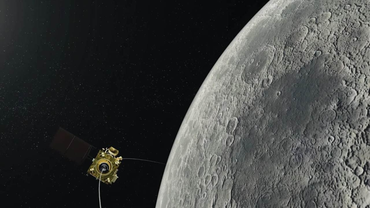 'Chandrayaan 2 will reach moon's orbit on 20 Aug': ISRO