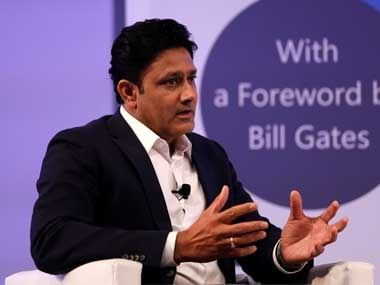 Conflict of interest row: Anil Kumble says 'it's unfortunate only few cricketers can contribute'
