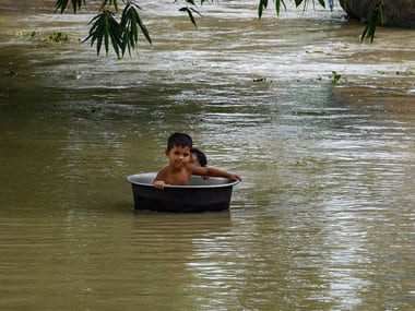 Monsoon kills dozens in North India, North East; lakhs affected in Bihar, Assam, Meghalaya and Tripura