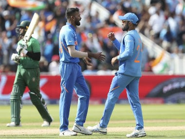 India vs Bangladesh, ICC Cricket World Cup 2019: How soft-dismissals thwarted Shakib Al Hasan and Co's hardwork in gettable run-chase