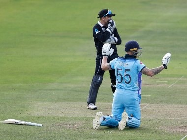 MCC to review overthrow incident involving Ben Stokes and Martin Guptill from World Cup final in September