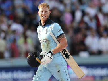 England all-rounder Ben Stokes wins Professional Cricketers' Association's Players' Player of the Year award