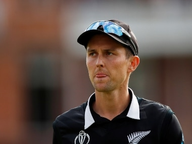 ICC Cricket World Cup 2019: Trent Boult 'sorry for letting everyone down' on return to New Zealand