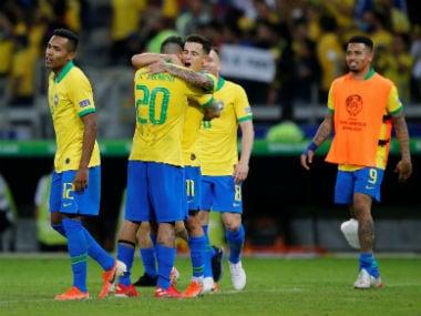 Copa America 2019: Gabriel Jesus, Roberto Firmino send Brazil into final as Lionel Messi fails to inspire Argentina again