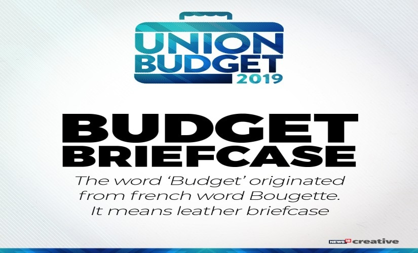 Union Budget 2019: Here's why the Finance Minister of India poses with briefcase before presenting the budget