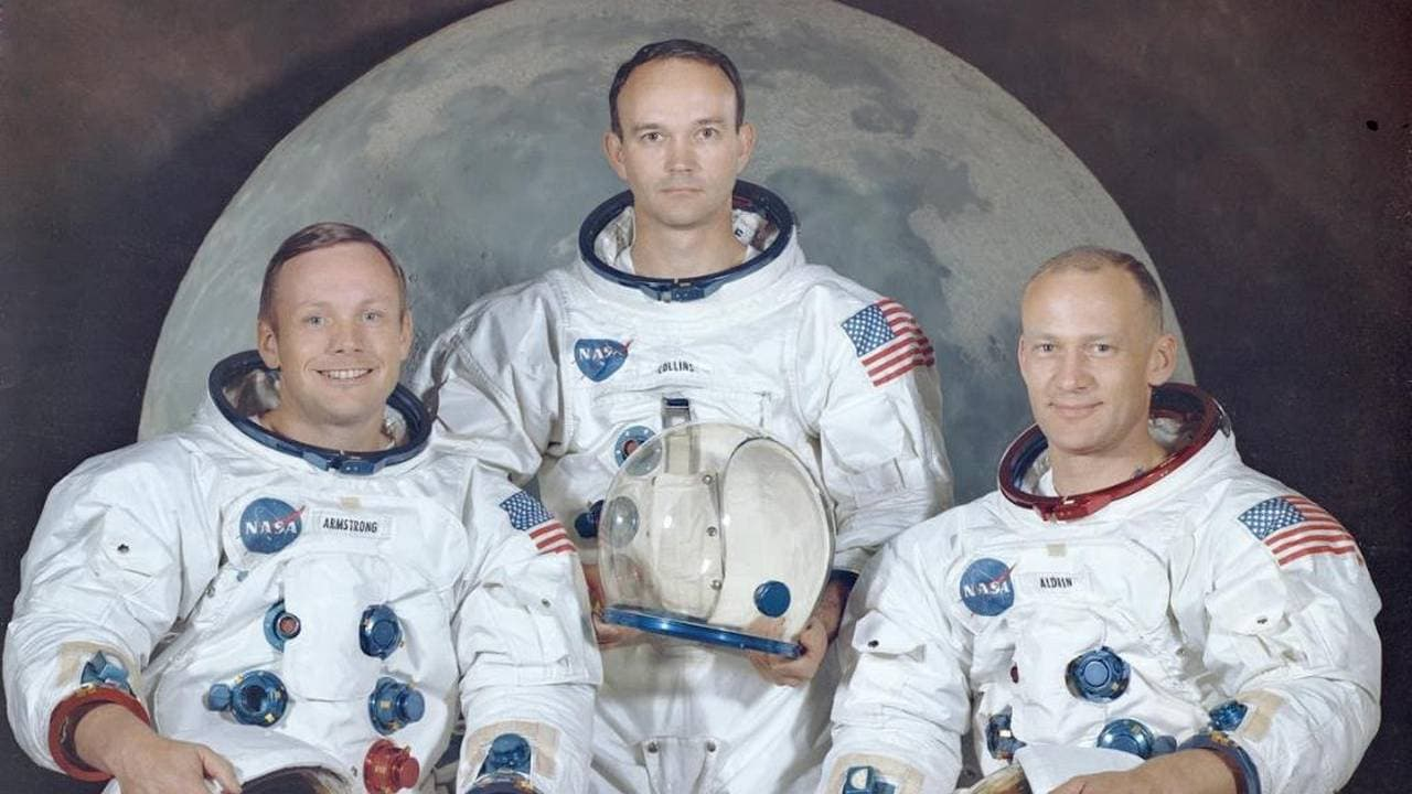 50 years later surviving two astronauts of Apollo 11 mission to meet at launchpad
