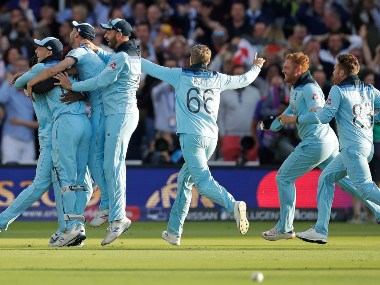 ICC Cricket World Cup 2019: England clinch maiden title after Super Over drama against New Zealand