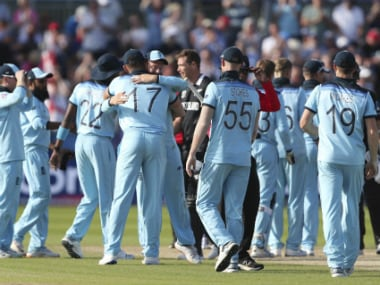 ICC Cricket World Cup 2019 semi-final scenarios: England qualify to join India, Australia; Pakistan face near-impossible task