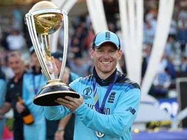 England's Eoin Morgan unsure over tenure as white-ball captain following World Cup victory over New Zealand