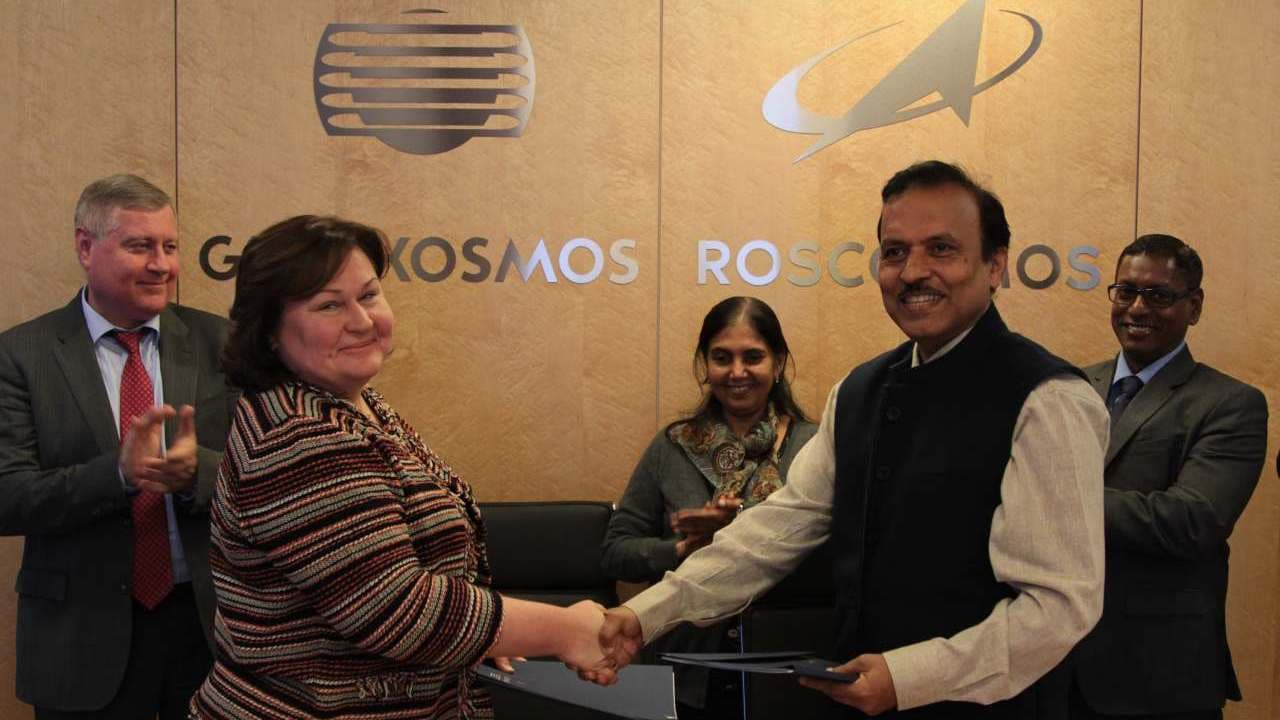 ISRO, Russias Glavkosmos sign contract to train astronauts for Gaganyaan mission